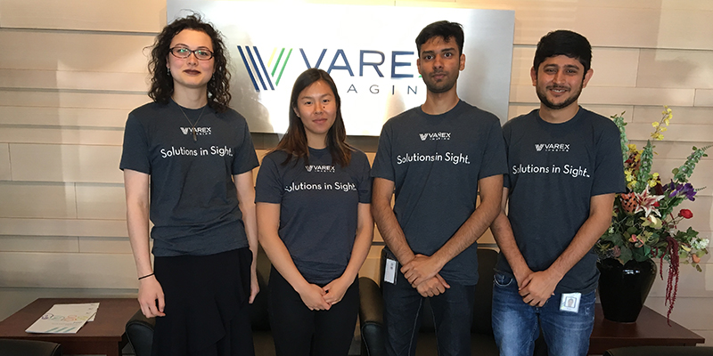 Varex Imaging Intern Program